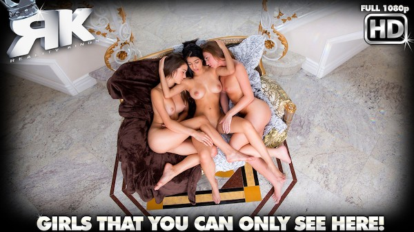 Tasty Trio with Malena Morgan, Megan Salinas, Maddy Oreilly at welivetogether.com
