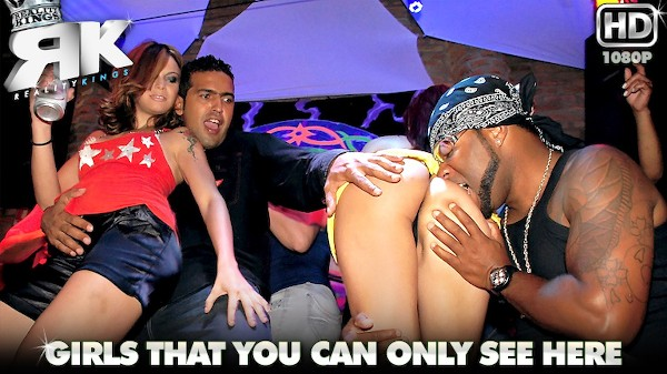 Getting Lucky Pt One Tony Tigrao Porn Video - Reality Kings