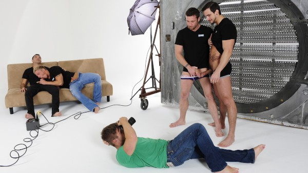 Watch The Photographer on Male Access - All the Best Gay Porn in One place
