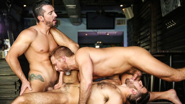 Heartbreakers Part 2 - feat Dirk Caber, Jimmy Durano, Jackson Grant
