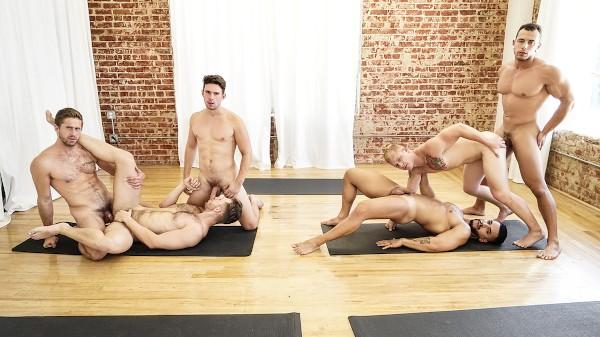 Yoga - feat Leon Lewis, Leo Luckett, Arad Winwin, Casey Jack, Wesley Woods, Jacob Peterson