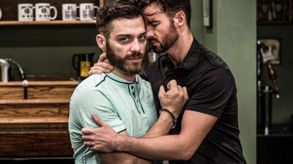 His Sister's Lover Scene 2 - Brendan Patrick, Tommy Defendi