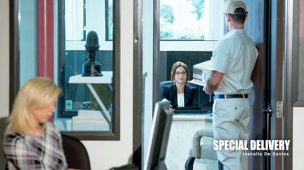 Special Delivery - Isabella De Santos , Ryan Driller - Babes
