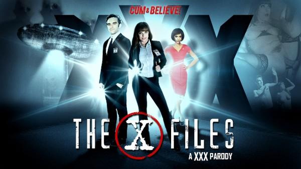 The X-Files: A XXX Parody - Logan Pierce, Penny Pax, Ziggy Star, Jay Crew