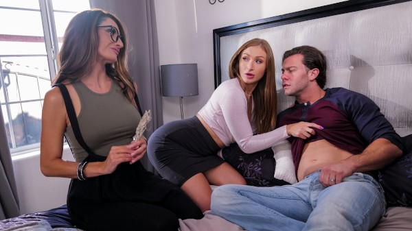 The Sex Therapist Vol. 4 Scene 2 Porn DVD on Mile High Media with Seth Gamble, Skylar Snow