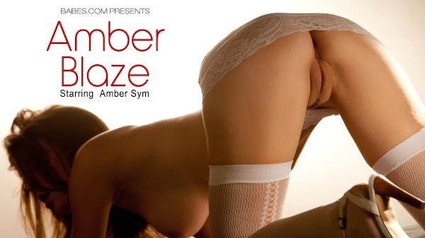 Amber Blaze - Amber Sym - Babes