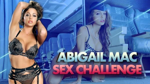 Abigail Mac in DP Star Sex Challenge Hardcore Kings Porn 100% XXX on hardcorekings.com starring Danny Mountain, Abigail Mac