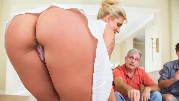 Take A Seat On My Dick - Brazzers Porn Scene