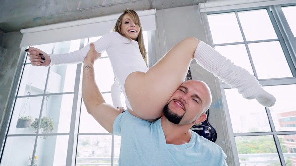 Watch JMac in Kimmy Granger Gets Acrobatic