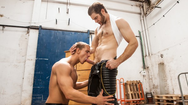 X-Men : A Gay XXX Parody Part 3 - feat Landon Mycles, Colby Keller