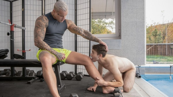 Watch Musky Muscles on Male Access - All the Best Gay Porn in One place
