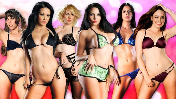 Top 30 – Hollywood Auditions Day 1 - Amber Chase, Lila Rose, Katrina Jade, Missy Martinez, Nikki Daniels, Jodi Taylor
