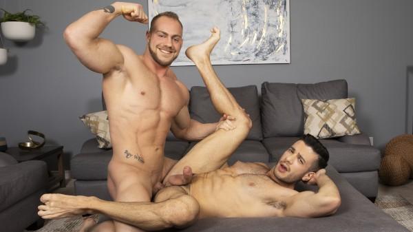Brock & Manny : Bareback - Best Gay Sex