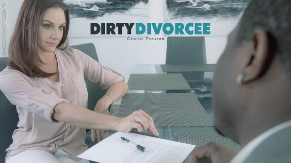 Dirty Divorcee - Chanel Preston, Rob Piper - Babes