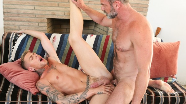 Enjoy In My Stepfather's Arms Scene 4 on Taboomale.com Featuring Kristofer Weston, Danny Gunn