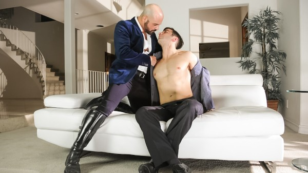Enjoy The Devil Is In The Details Scene 4 on Taboomale.com Featuring Adam Russo, Andy Banks