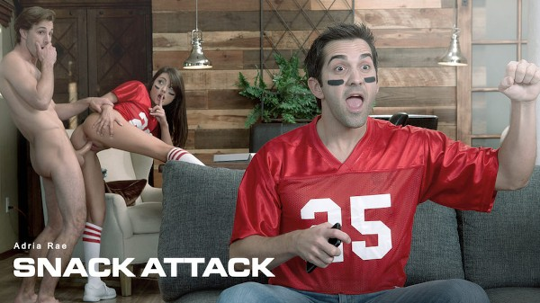 Snack Attack - Adria Rae, Lucas Frost - Babes