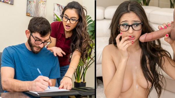 Teaching The Tutor featuring Logan Long, Eliza Ibarra - Reckless In Miami Scene