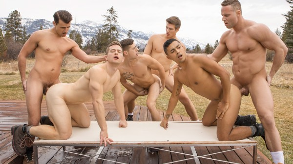 Watch Wyoming Getaway: Part 4 on Male Access - All the Best Gay Porn in One place