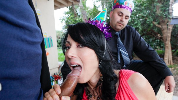 Mom's Cuckold #09 Scene 1 Porn DVD on Mile High Media with Zoey Holloway, Sledge Hammer