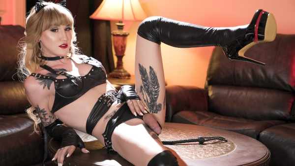 Watch Midnight Pussy featuring Lena Kelly Transgender Porn