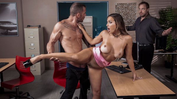 First Impressions Are Important - Brazzers Porn Scene