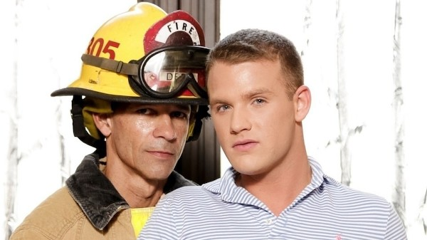 Enjoy Rescue Daddy! Scene 1 on Taboomale.com Featuring Brandon Wilde, Rodney Steele