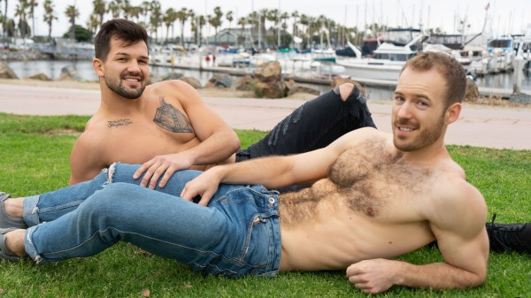 Brysen & Michael - Best Gay Sex