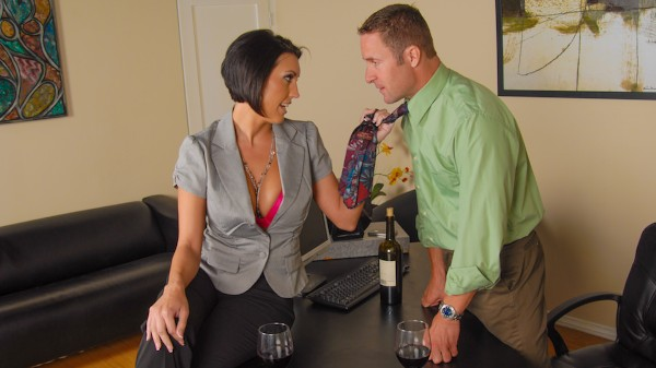 Office Perverts Vol 05 Scene 2 Reality Porn DVD on RealityJunkies with Dylan Ryder