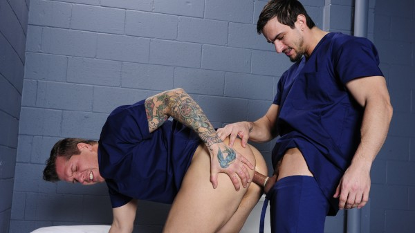 Behind Bars 1 - feat Phenix Saint, Parker London