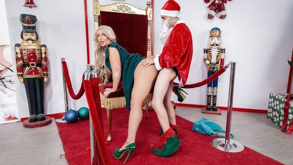 The Naughtiest Lil Elf Elite XXX Porn 100% Sex Video on Elitexxx.com starring Jordi, Alura TNT Jenson