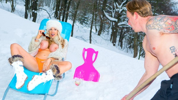 Ski Bums Episode 2 Elite XXX Porn 100% Sex Video on Elitexxx.com starring Rebecca More, Luke Hardy
