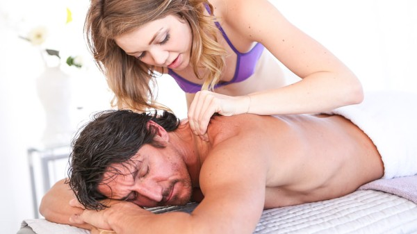 The Masseuse Vol 03 Scene 2 Porn DVD on Mile High Media with Jessie Andrews, Tommy Gunn