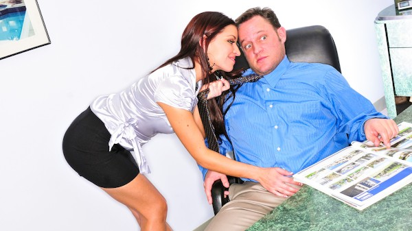 Office Perverts Scene 5 Porn DVD on Mile High Media with Alec Knight, Ann Marie Rios