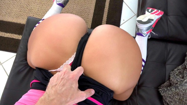 Watch Kelsi Monroe in Tennis Player's Juicy Ass