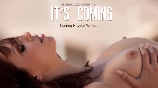 It's Coming - Hayden Winters - Babes
