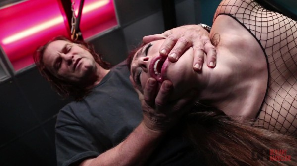 Sexy submissive slut Casey Calvert gets dominated by Evan Stone