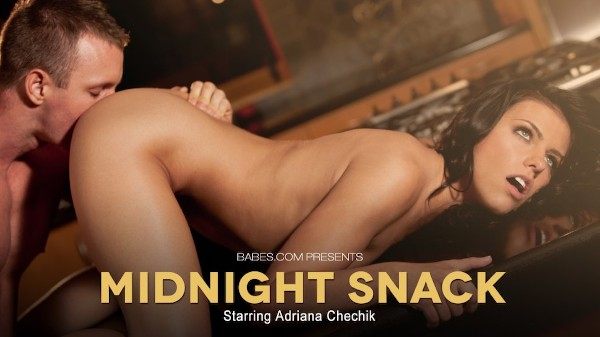 Midnight Snack - Adriana Chechik, TJ Cummings - Babes