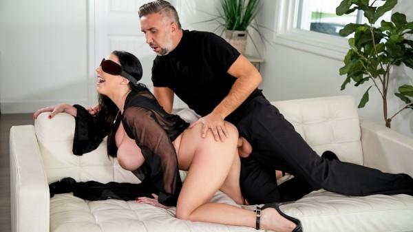Blindfolded Fantasy - Brazzers Porn Scene