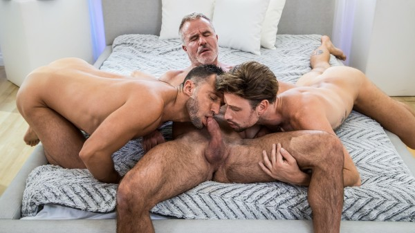 Enjoy 2 For The Price of 1 on Taboomale.com Featuring Colby Tucker, Drew Dixon, Savage
