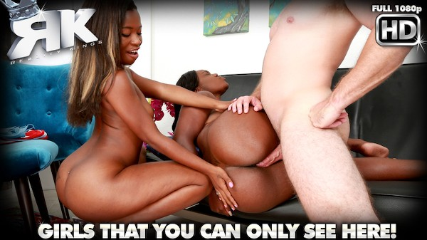 American Ass with Mirko, Harmonie Marquise, Aries Crush at roundandbrown.com