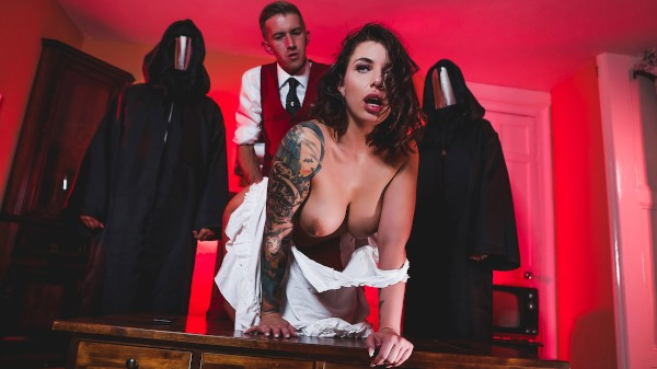 Save Our Souls Scene 1 - Danny D, Ivy Lebelle