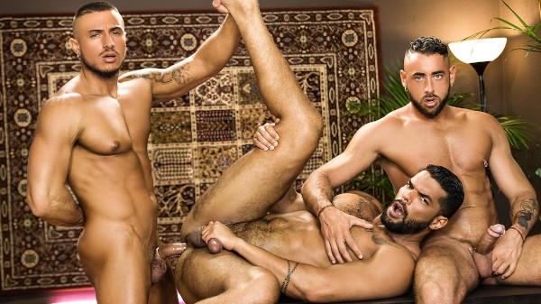 Watch Telenovela Part 2 on Male Access - All the Best Gay Porn in One place