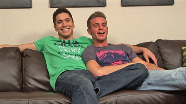 Jake & Tobey: Behind the Scenes - Best Gay Sex