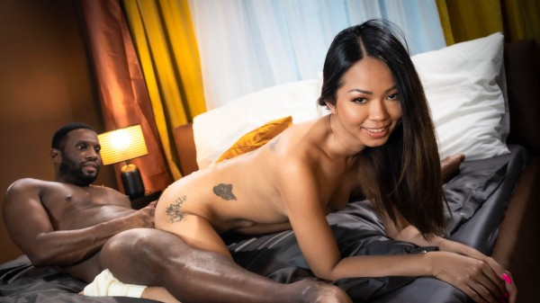Enjoy Cheating Asian girl thrilled by BBC on Deviant.com Featuring Jureka Del Mar, Yves Morgan