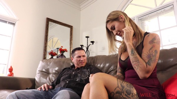 Kleio Valentien fucks her husband's boss