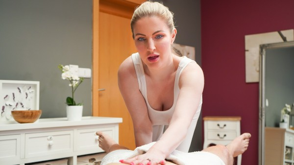 Big tits British blonde creampie at SexyHub.com