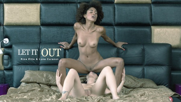 Let It Out - Rina Ellis, Luna Corazon - Babes