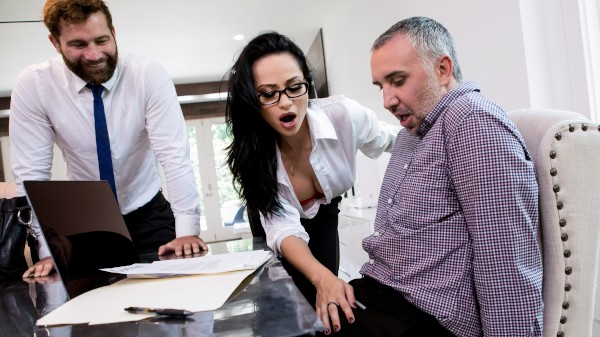 Personal Assistance - Brazzers Porn Scene