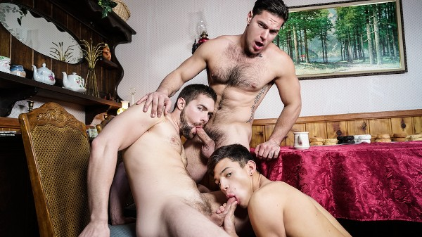 Enjoy Twink Peaks Part 3 on Twinkpop.com Featuring Aspen, Xander Brave, Griffin Barrows